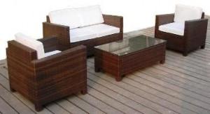 Muebles para el Deck