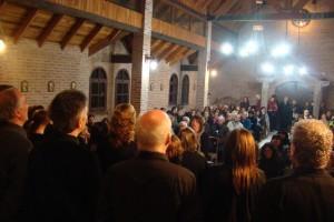 coros en El Pinar
