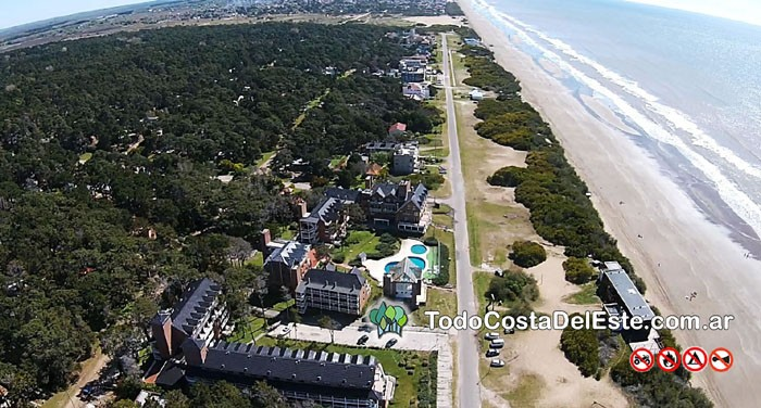 Costa del Este fotos desde el aire
