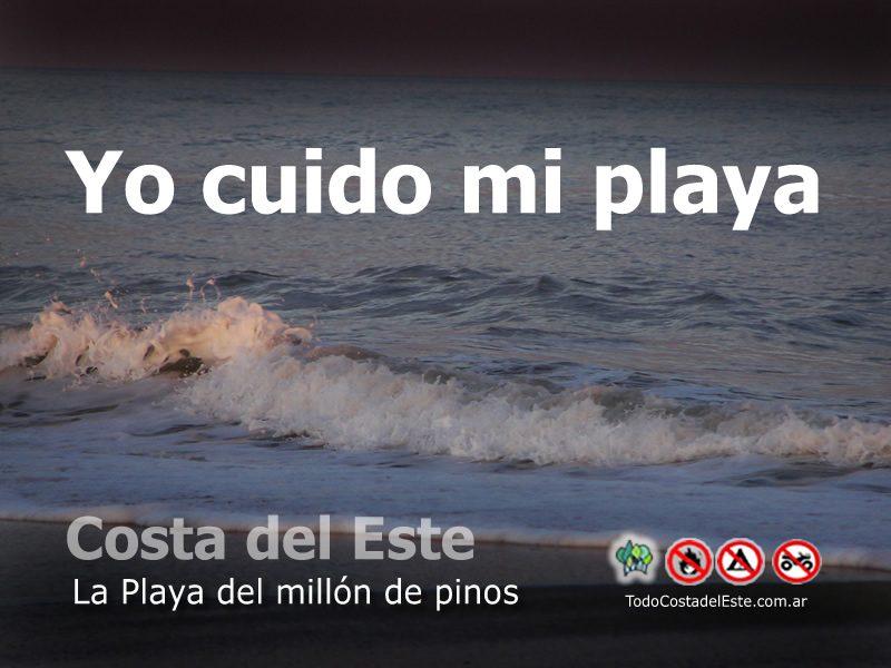 """cuidado playa 2016 7 """"Yo Cuido mi Playa"""" (gracias por difundir)"""