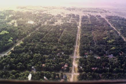 Fotos de Costa del Este desde una avioneta
